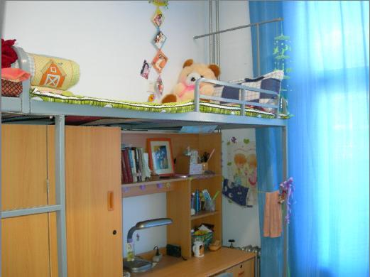 新校区研究生宿舍环境-郑州大学研究生院图片